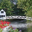 Somesville Gardens by Monnie Ryan