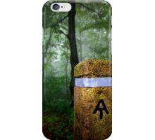 Appalachian Trail Magic iPhone Case/Skin