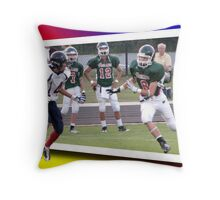 Grandson OOB's Throw Pillow