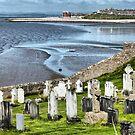 St Peters-Heysham.  by Lilian Marshall