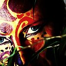 native face-painting by ARTistCyberello