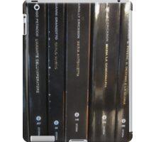 biographies iPad Case/Skin