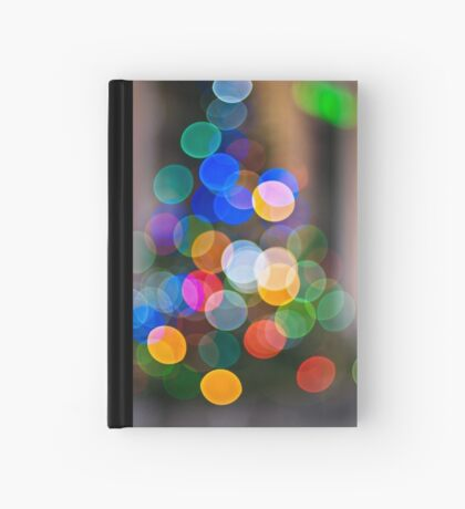 Christmas OOF Hardcover Journal