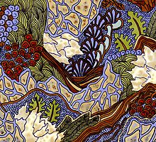 Jungle Pattern by lottietc
