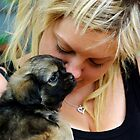 PUPPY KISS... by Helen Akerstrom Photography