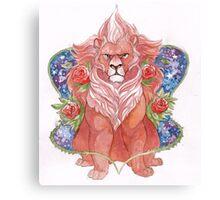Steven Universe (Lion) Canvas Print