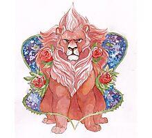 Steven Universe (Lion) Photographic Print
