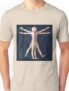 The vitruviano men Unisex T-Shirt