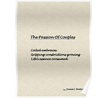 The Passion Of Couples Poster