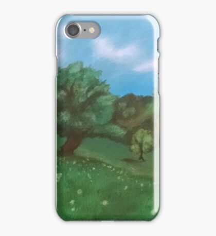 Simple Countryside iPhone Case/Skin