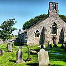 St Peters Heysham . by Lilian Marshall