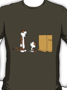 Twin tiger T-Shirt
