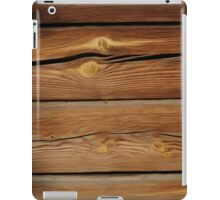Old Board iPad Case/Skin