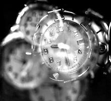 Time Warp by Julie van der Wekken
