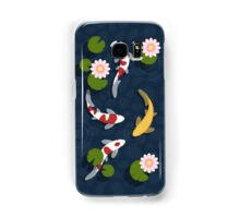 Japanese Koi Fish Pond Samsung Galaxy Case/Skin