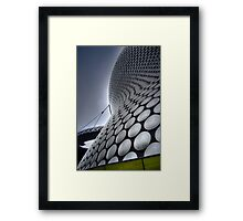 BullRing - Selfridges Framed Print