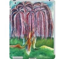 Rainbow Willow iPad Case/Skin