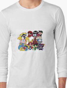Power-Ruff SuperKid Squad! Long Sleeve T-Shirt