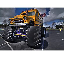 The Kool Bus Photographic Print