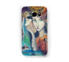 Lola - the Dreamweaver Samsung Galaxy Case/Skin