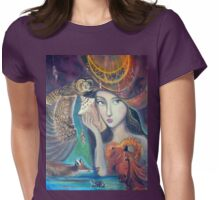 Lola - the Dreamweaver Womens Fitted T-Shirt