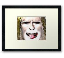 Hollow Framed Print