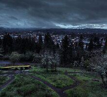 Eugene HDR by davetefft