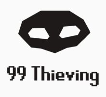 Runescape: 99 Thieving Kids Clothes