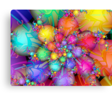 Easter Eggs & Jelly Beans Canvas Print