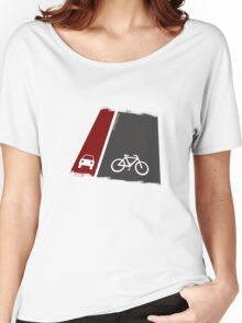 Lanes Women's Relaxed Fit T-Shirt