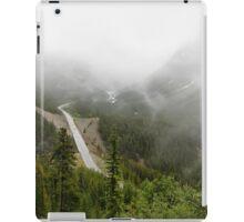 Driving in a Fog iPad Case/Skin