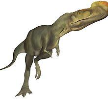 Dinosaur Painting by ProjectMayhem