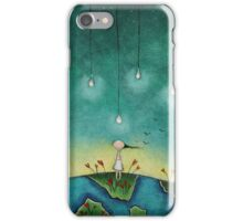 You light up my world iPhone Case/Skin