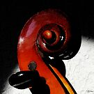 """""""Cello"""" by Barbara Simmons"""