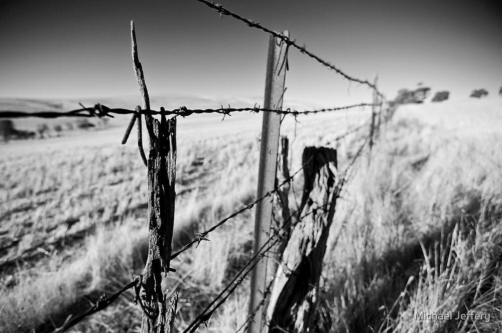 Rusty Wires by Michael Jeffery