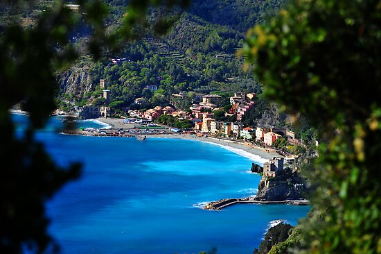 Monterosso al Mare by Robert Case