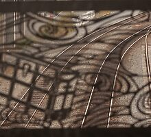 Through the art to the tracks by Carlanne McCrystal