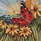 Butterfly to Infinity by Joselyn Holcombe