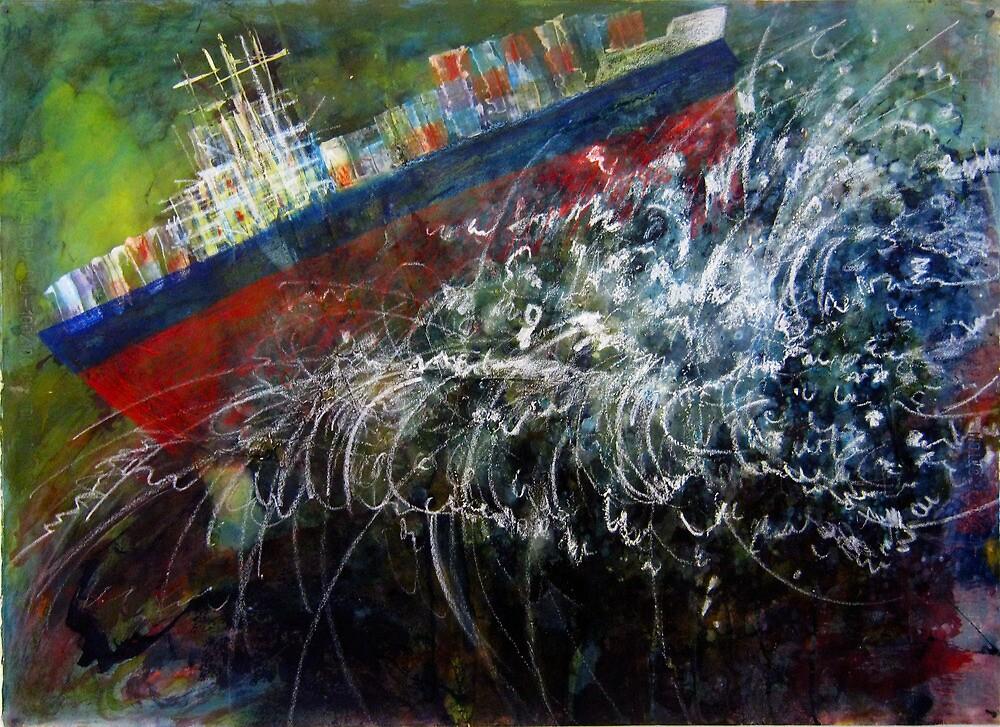 Cargo Gone Tropo by ellejayerose