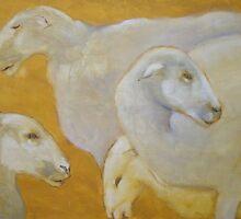 Saint Sheep by Kay Hale