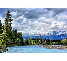 Kootenay National Park Scenery, BC, Canada Photographic Print