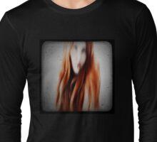 Red head girl Long Sleeve T-Shirt