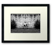 Space...  Framed Print