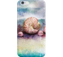 sea shells iPhone Case/Skin