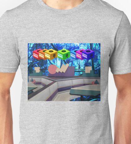 rain forest flowers Unisex T-Shirt
