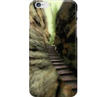 Natural Stairs iPhone Case/Skin