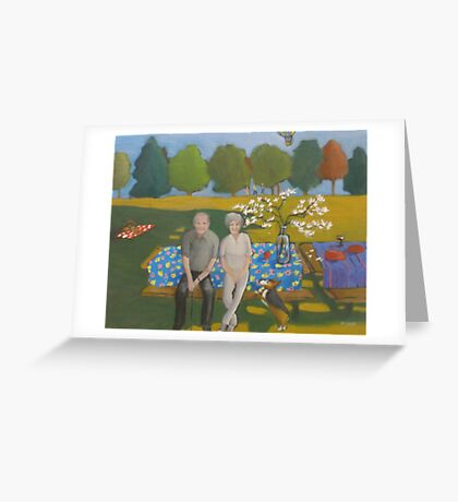 Midwest Memory Greeting Card