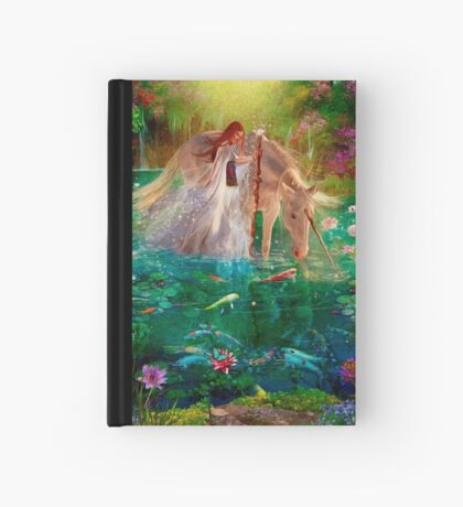 A Curious Introduction Hardcover Journal