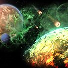 Virtual Cosmos by Bandicoot