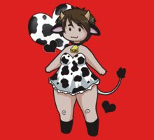 Cow Girl Kids Clothes